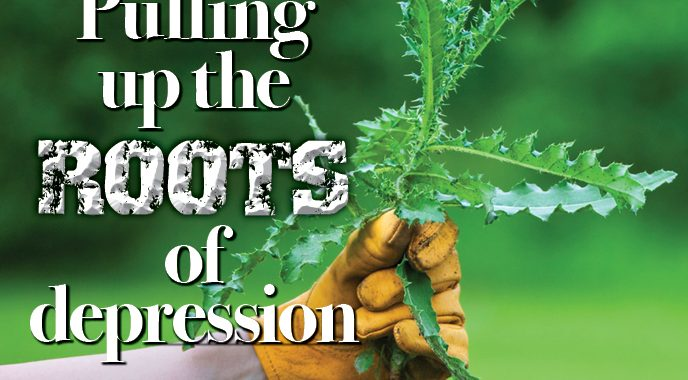 Pulling Up the Roots of Depression